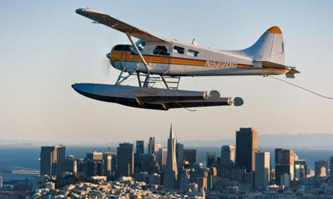 DHC-2 Beaver of Seaplane Adventures