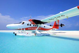 Questvideo from Trans Maldivian Airways