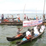 kerala halászok tüntetése