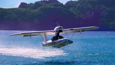 New seaplanes in Europe - Seaplane International