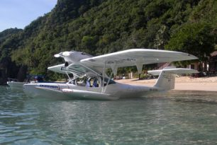 New seaplanes in Europe