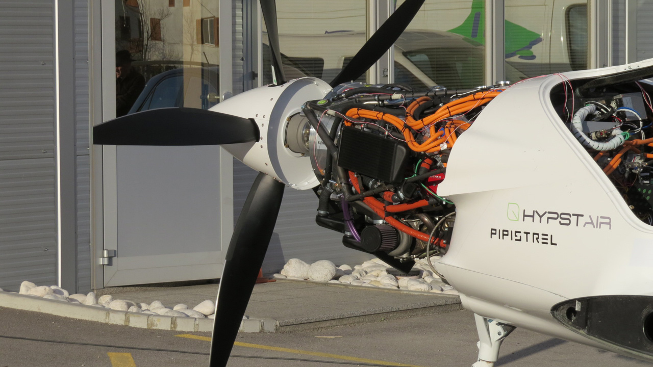 Seaplane 39 s future the most powerful hybrid electric for Electric motor for aircraft