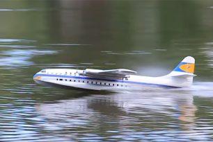 RC Dornier Do-214 Lufthansa fantastic flight