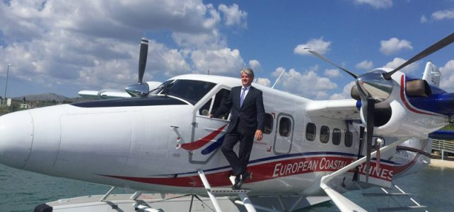 European Coastal Airlines has paused operations