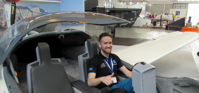 Equator P2 Xcursion seaplane World Premiere in Aero Friedrichshafen