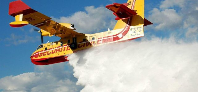 Viking Air Limited plans to produce the SuperScooper water bombers