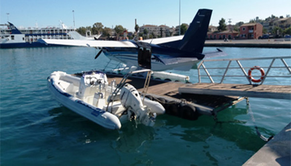 Quest Kodiak seaplane