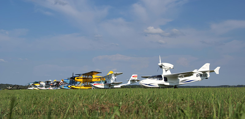 About Mazury Airshow 2018
