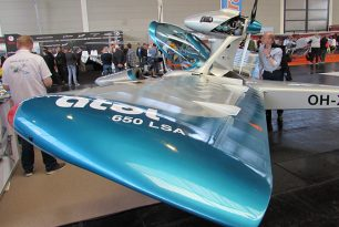 Finnish ATOL seaplane in Aero Friedrichshafen 2017 – my new video