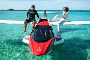 ICON A5 seaplane new milestones
