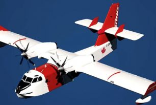 Video: what could be the new Viking Air CL-515 versatile amphibian?