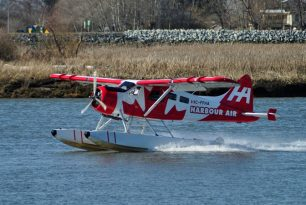 World's first all-electric passenger seaplane in the near future