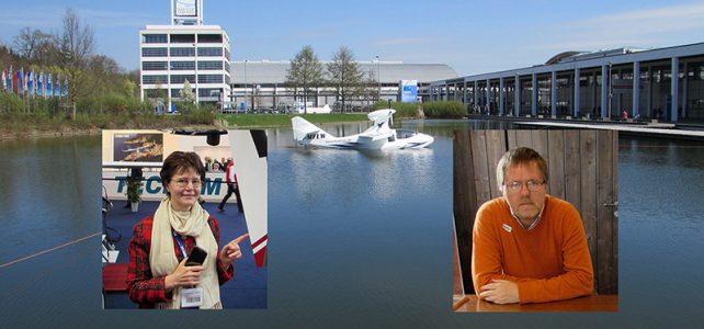 Aero Friedrichshafen next week