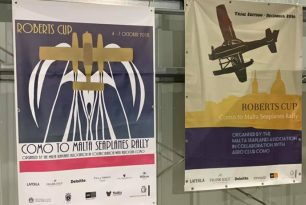 Como to Malta seaplane rally 2019