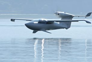 Three new European seaplanes types from the 2010s