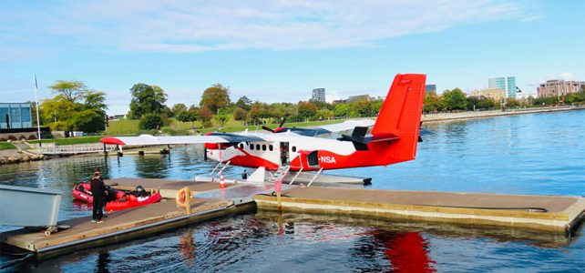 The second Twin Otter seaplane coming soon to Denmark