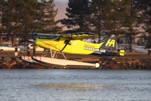 What's new with the eBeaver seaplane?